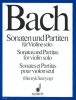 Bach Johann Sebastian : Sonatas and Partitas