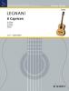 Legnani, Luigi : Livres de partitions de musique