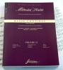 Méthodes et Traités Basse Continue - Volume 2 - France 1600-1800