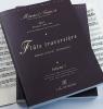 Méthodes et Traités Flûte traversière - 2 Volumes - France 1600-1800