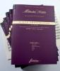Méthodes et Traités Flûte traversière - 7 Volumes - France 1800-1860