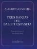 Ginastera Alberto : 3 Dances From Estancia op. 8