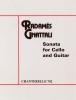 Gnattali Radames : Sonata for Cello and Guitar