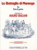 Giuliani Mauro : La Battaglia di Marengo