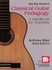 Glise Anthony : Classical Guitar Pedagogy