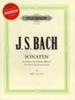Bach Johann Sebastian : Sonatas for Violin and Keyboard Vol.1