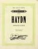Haydn Franz Josef : Sonata in E Hob.XVI/13