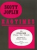 Joplin Scott : 4 Ragtimes for String Quartet