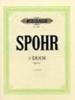 Spohr, Louis : Livres de partitions de musique