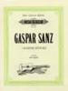 Sanz Gaspar : 7 Short Pieces (1697)