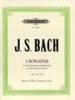 Bach Johann Sebastian : Viola da gamba Sonatas