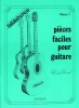 Pieces Faciles Guitare Vol 2