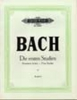 Bach Johann Sebastian : First Studies (40 Selected Pieces), Vol.2