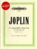 Joplin Scott : 14 Selected Ragtimes Vol 1