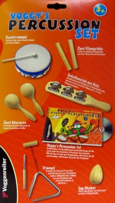 Voggy's Percussion Set 3 Years +