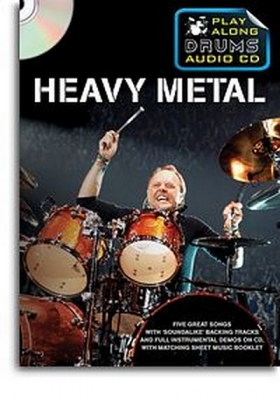 Play Along Drums Audio : Heavy Metal