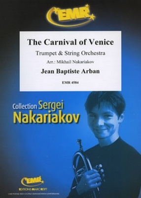 Arban Jean-Baptiste : The Carnival Of Venice (Nakariakov)