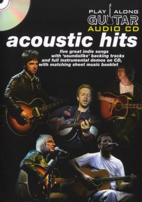 Play Along Guitar Audio Cd Acoustic Hits Cd (Format Boitier Dvd)