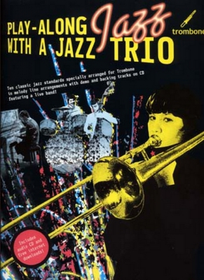 Play Along Jazz With A Trio
