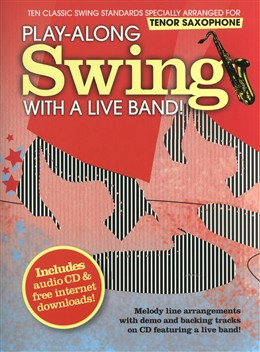 Play Along Swing With A Live Band