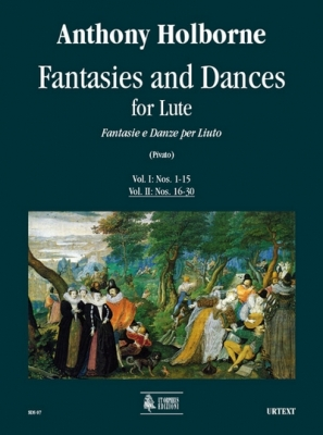 Holborne Anthony : Fantasies and Dances