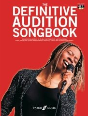 Definitive Audition Songbook (PVG/2CDs)