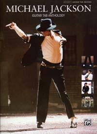 Jackson Michael : JACKSON MICHAEL ANTHOLOGY GUITAR TAB