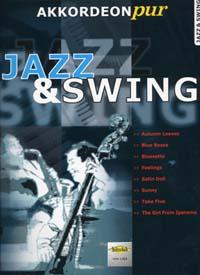 Jazz And Swing Akkordeon Pur Vol.1