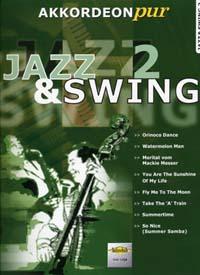 Jazz And Swing Akkordeon Pur Vol.2