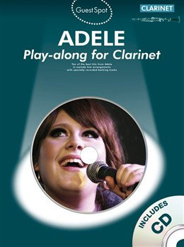 Adele : GUEST SPOT ADELE CLARINET CD