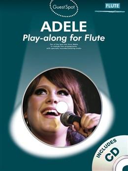 Adele : GUEST SPOT ADELE FLUTE CD
