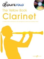 PureSolo: Yellow Book (clarinet/CD)