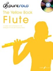 PureSolo: Yellow Book (flute/CD)