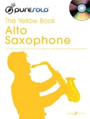 PureSolo: Yellow Book (alto sax/CD)