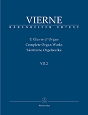 Sämtliche Orgelwerke, Band VIi.2: Pièces De Fantaisie En Quatre Suites, Livre II (1926)