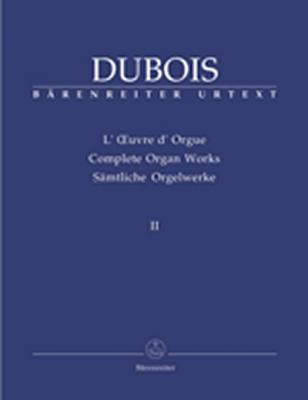 Sämtliche Orgelwerke, Band II
