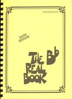 Real Book 6Th Edition Bb