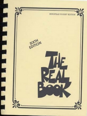 Real Book 6Th Edition C Pocket Edition