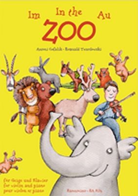 Cofalik Antoni / Twardowski Romuald : Im Zoo - At the Zoo - Au zoo