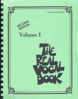 Real Vocal Book Vol.1 Second Edition