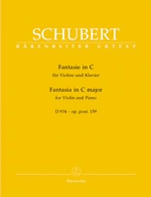 Fantasie Für Violine Und Klavier