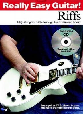Really Easy Guitar Riffs