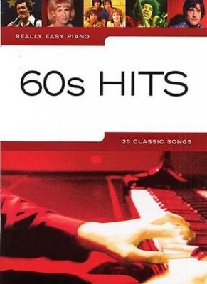 Really Easy Piano 60S Hits Pvg