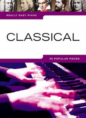 Really Easy Piano Classical