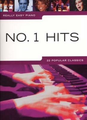 Really Easy Piano No1 Hits