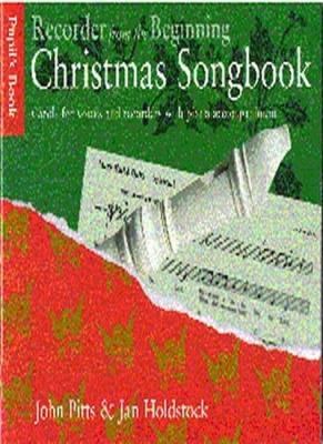 Recorder Beginning Christmas Songbook