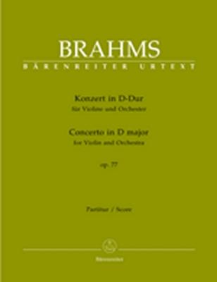 Konzert In D-Dur Für Violine Und Orchester