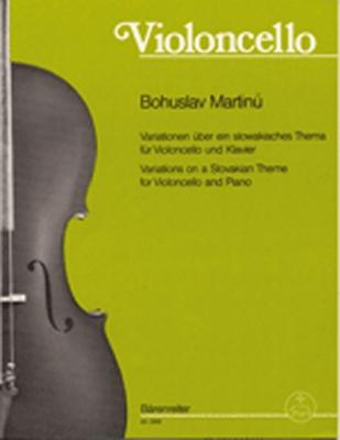 Variationen Über Ein Slowakisches Thema (1959)