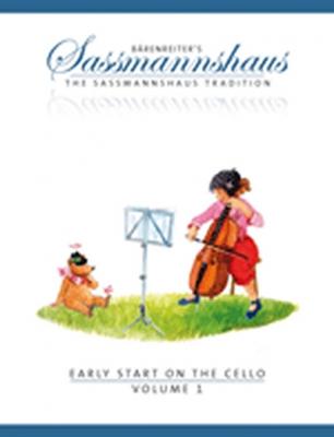 Bärenreiter's Sassmannshaus - The Sassmannshaus Tradition. Early Starton The Cello, Vol.1