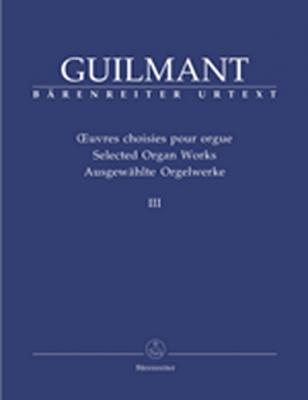 Ausgewählte Orgelwerke III